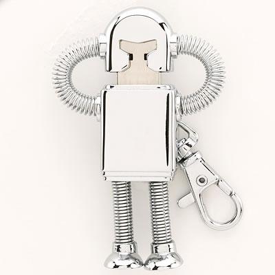 USB флешка в виде робота