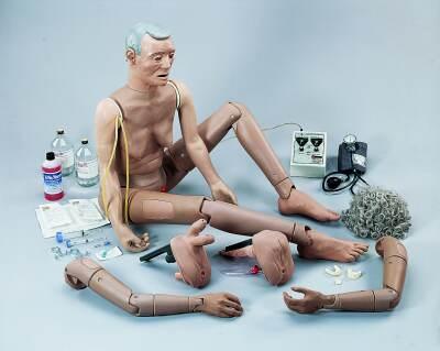 Медицинские манекены