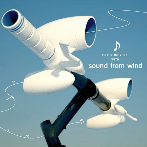 The Sound From Wind