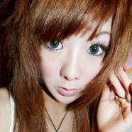 Глазастые японки