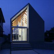 Интерсные образцы японской архитектуры